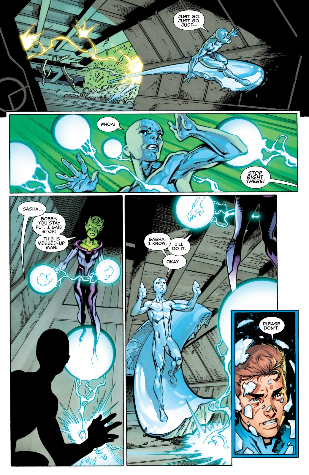 All-New X-Men (2016) Issue #17 #19 - English 14