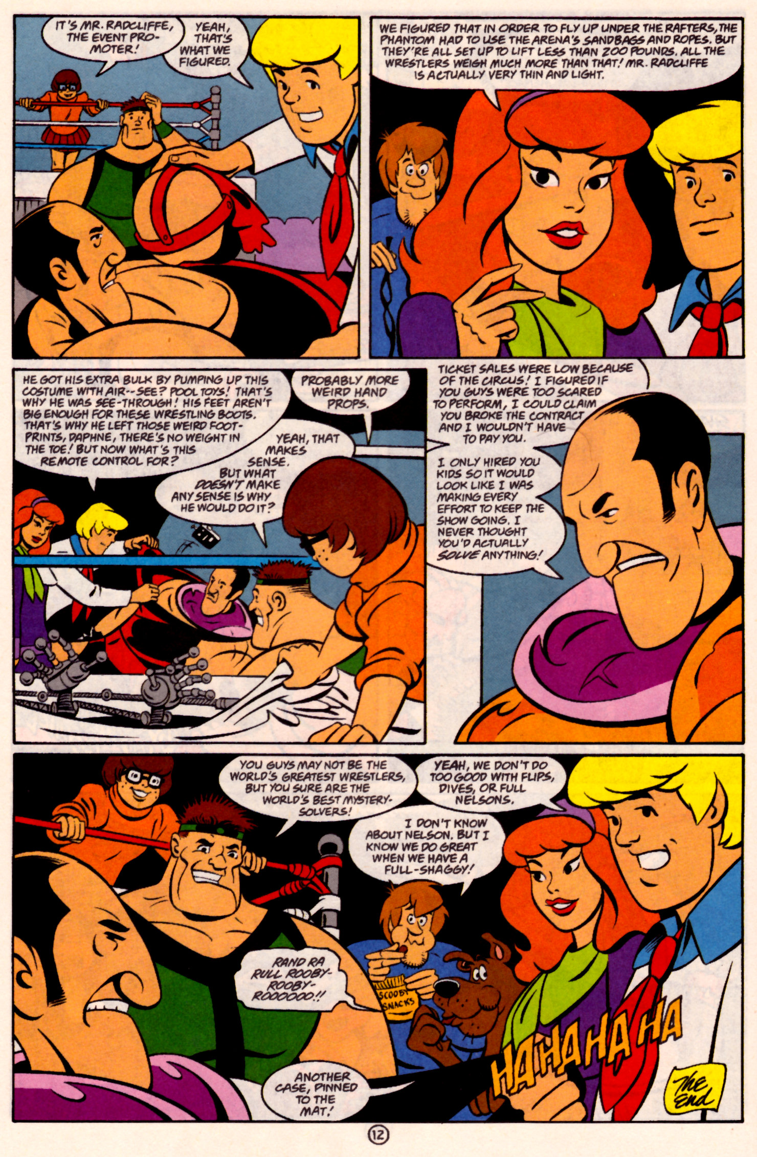 Read online Scooby-Doo (1997) comic -  Issue #31 - 13