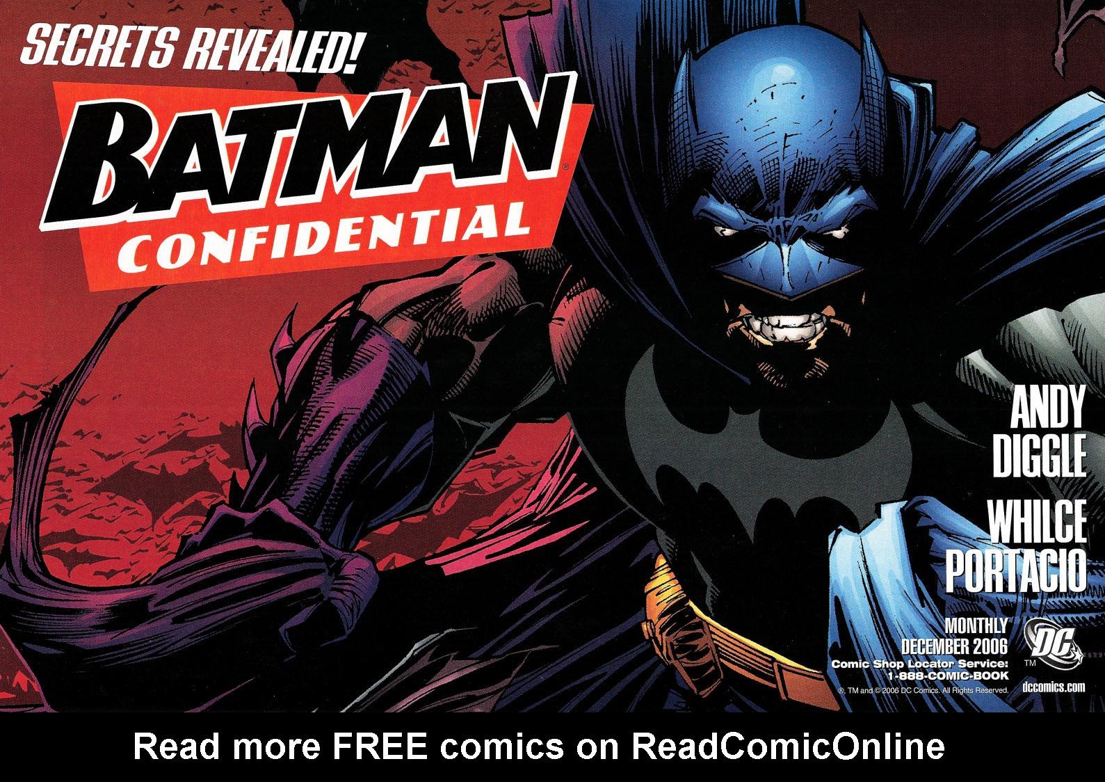 Read online Martian Manhunter (2006) comic -  Issue #5 - 26