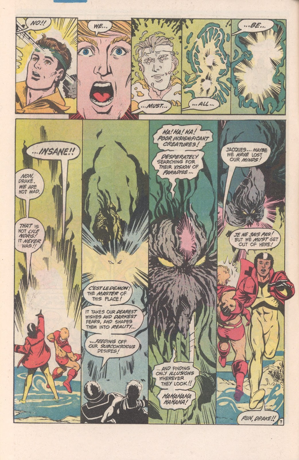 Tales of the Legion Issue #317 #4 - English 8