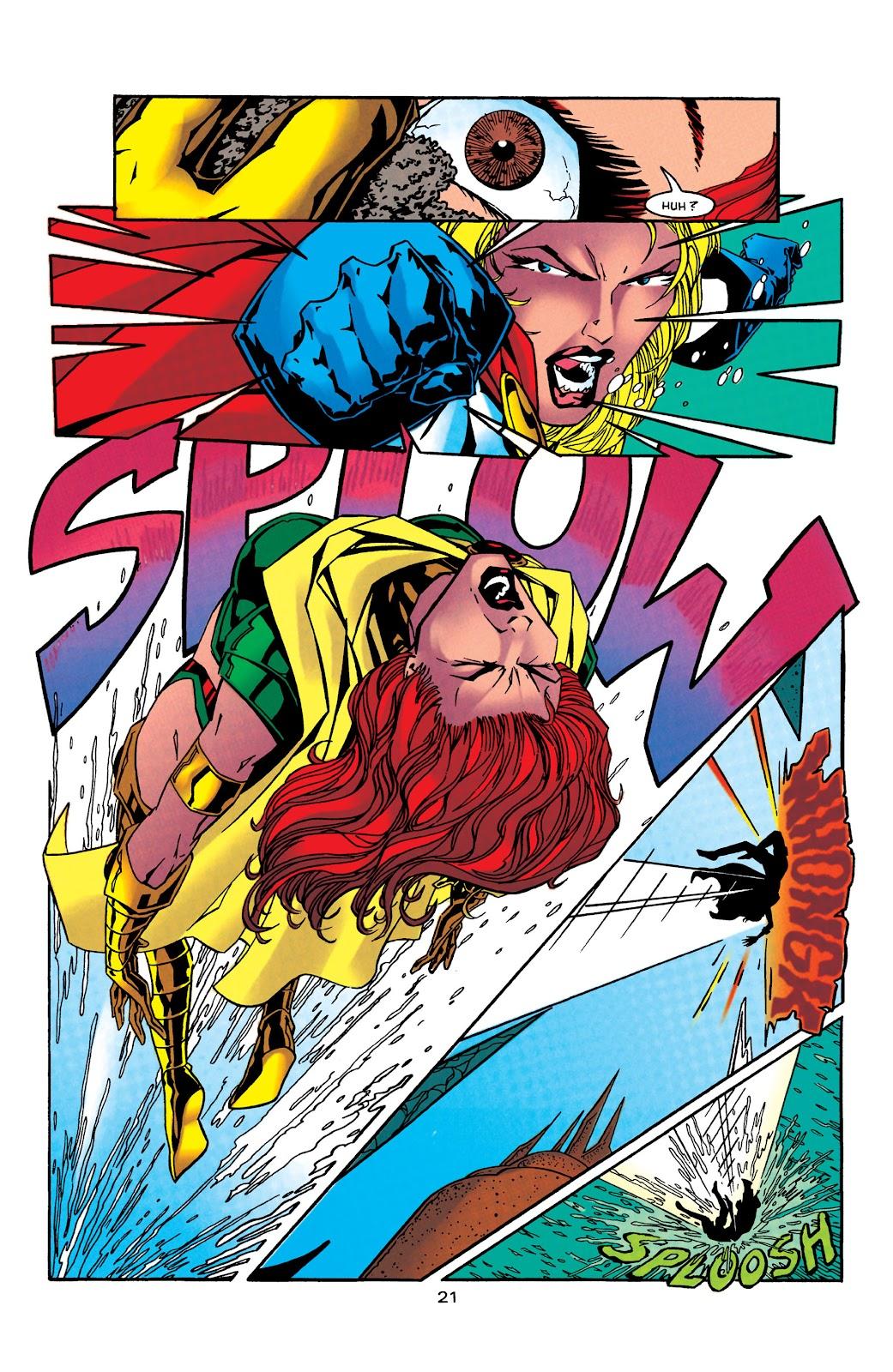 Aquaman (1994) Issue #41 #47 - English 22