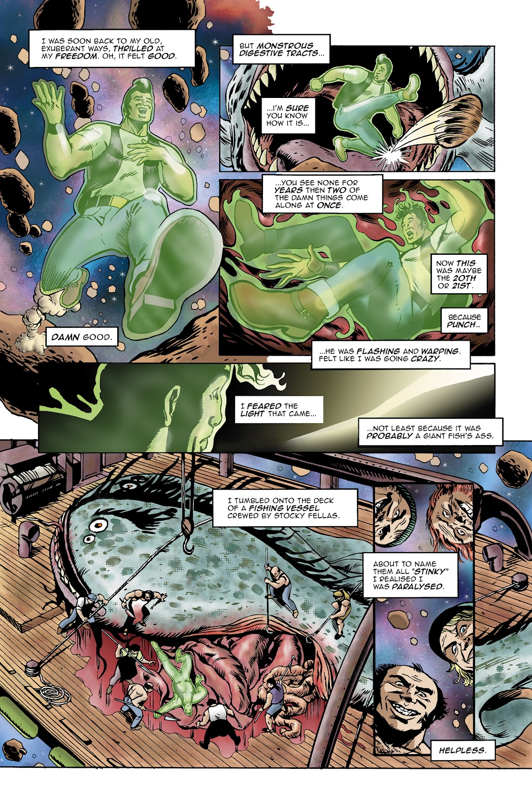 100% Biodegradable Issue #14 #14 - English 10