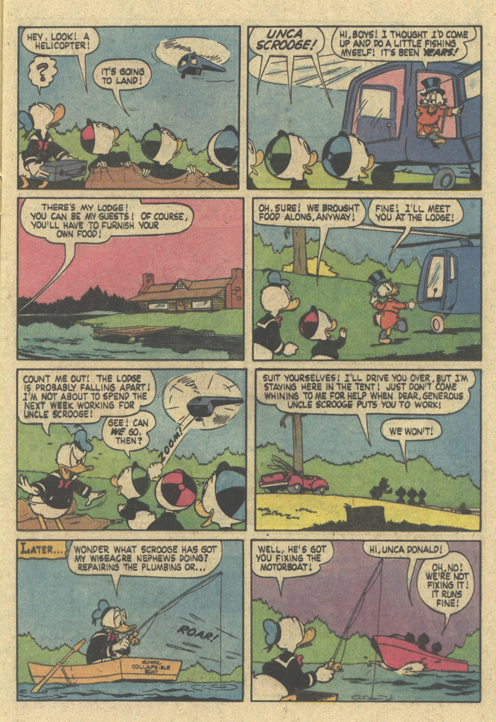 Donald Duck (1962) 197 Page 4