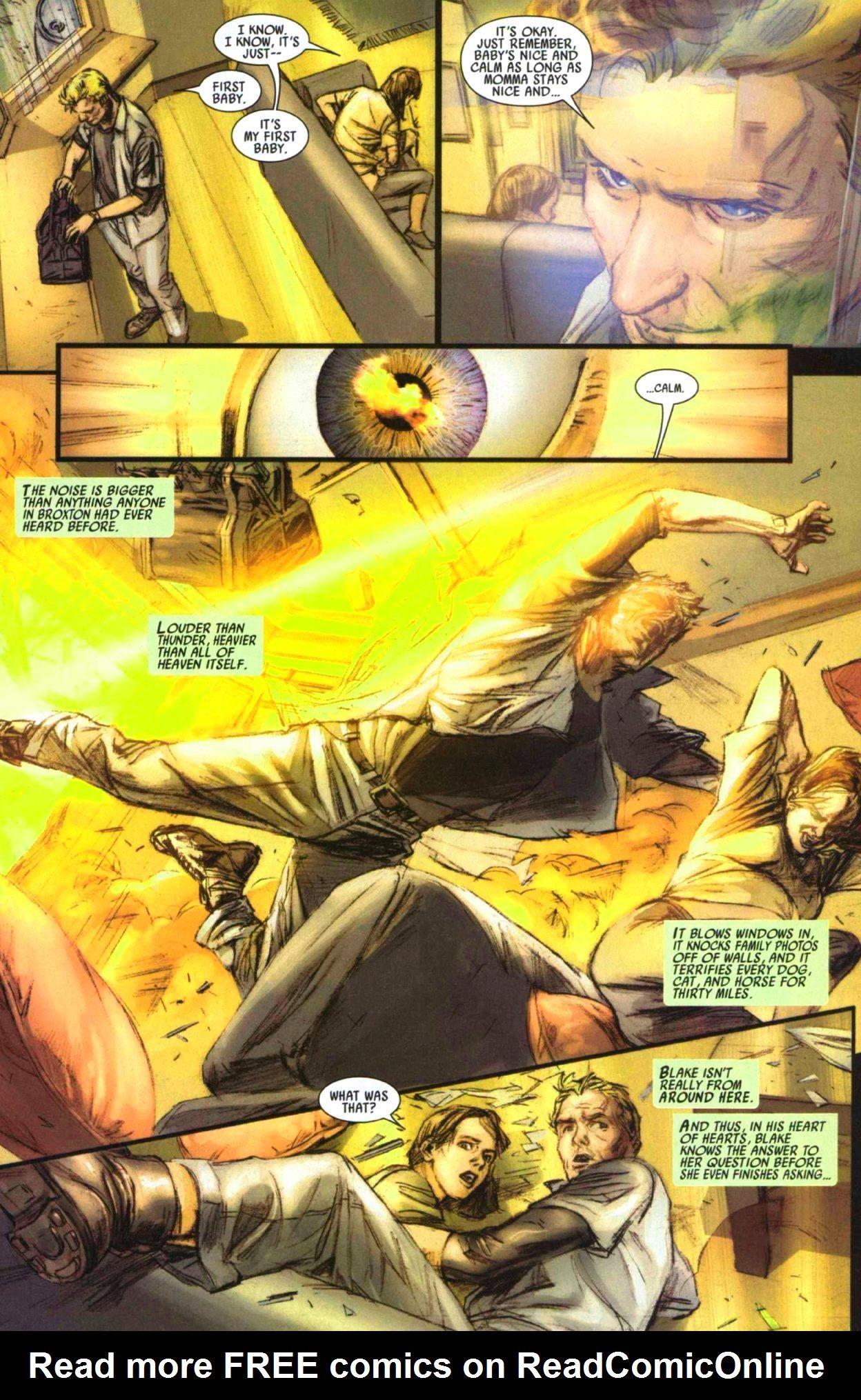Read online Secret Invasion: Thor comic -  Issue #1 - 4