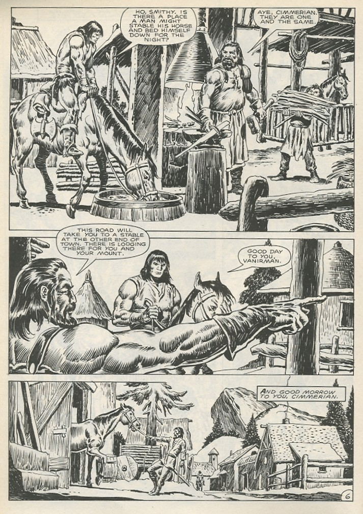 The Savage Sword Of Conan Issue #141 #142 - English 12