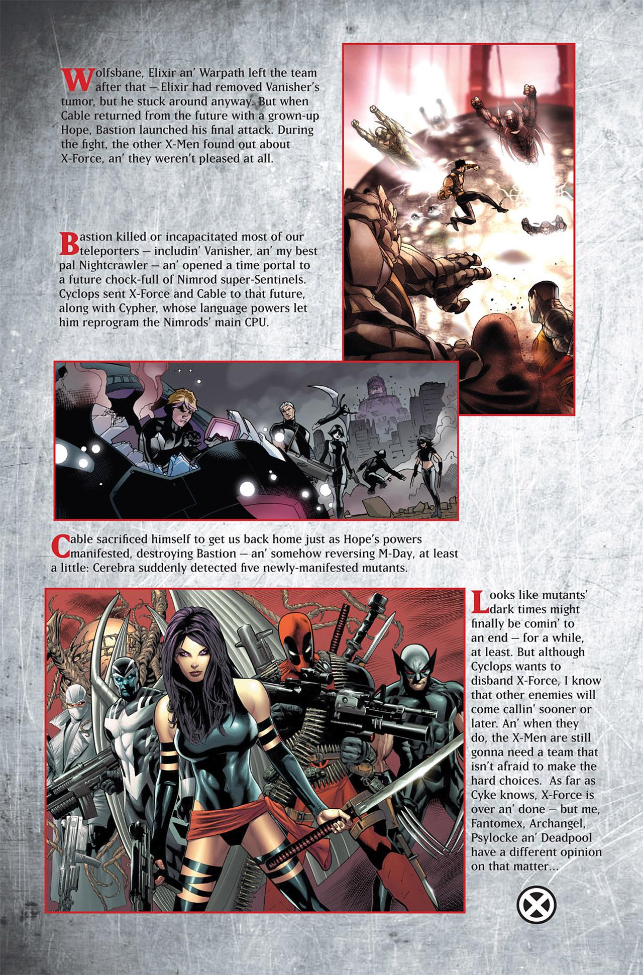 Uncanny X-Force (2010) #1 #37 - English 31