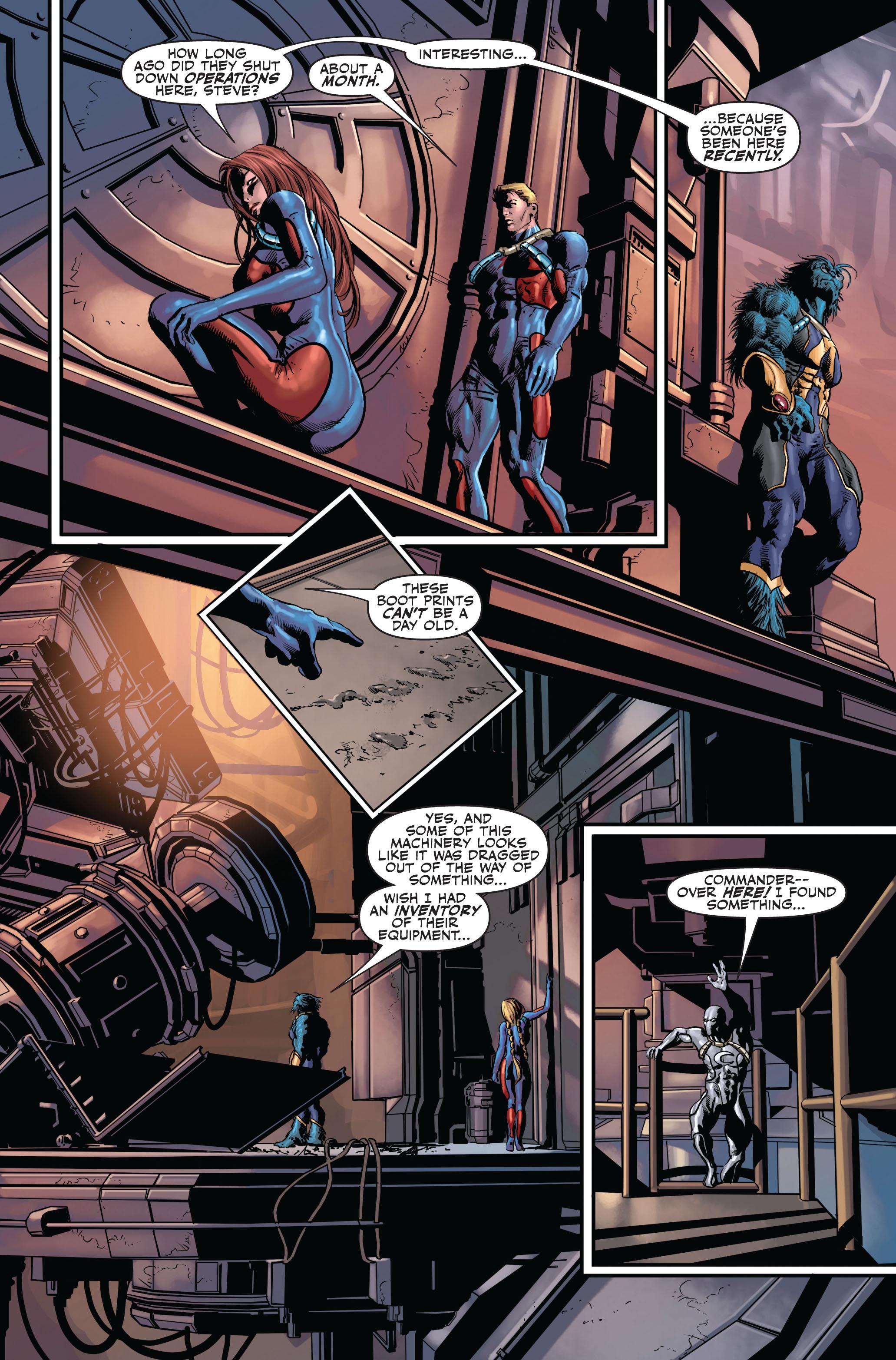 Read online Secret Avengers (2010) comic -  Issue #2 - 6