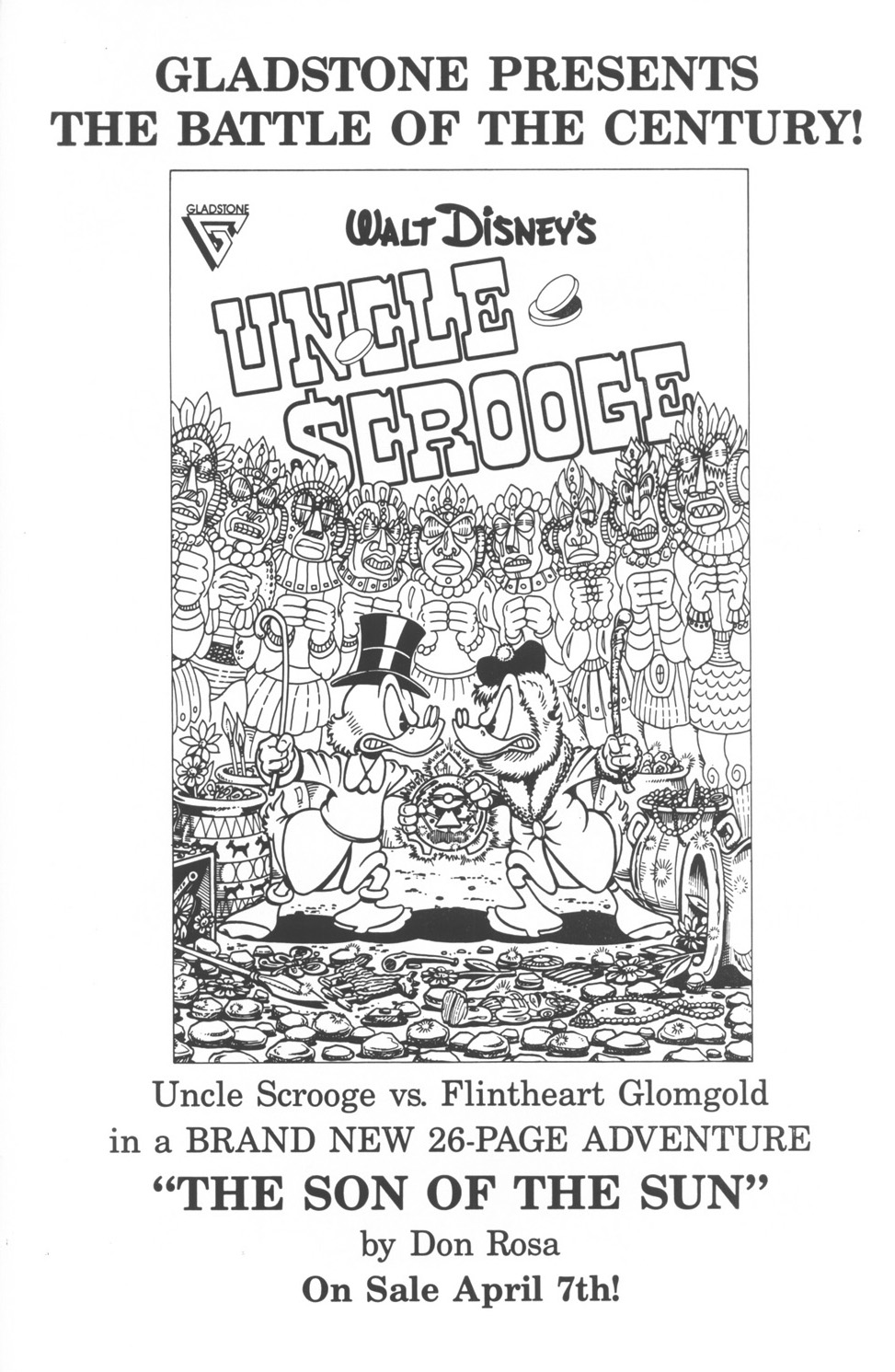 Uncle Scrooge (1953) Issue #218 #218 - English 35