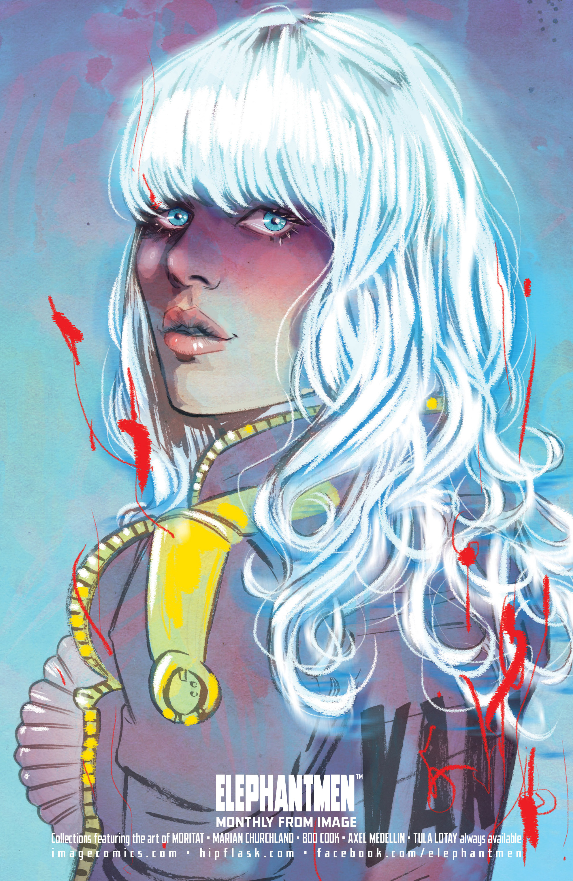 Read online Supreme Blue Rose comic -  Issue #5 - 31