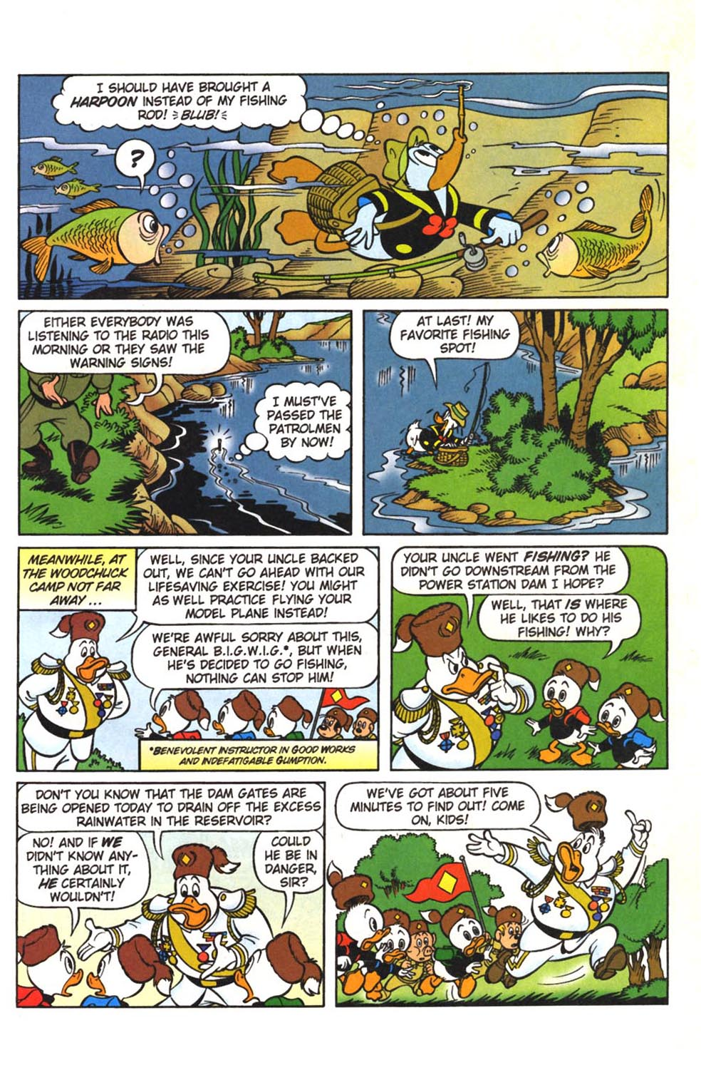 Uncle Scrooge (1953) Issue #307 #307 - English 26