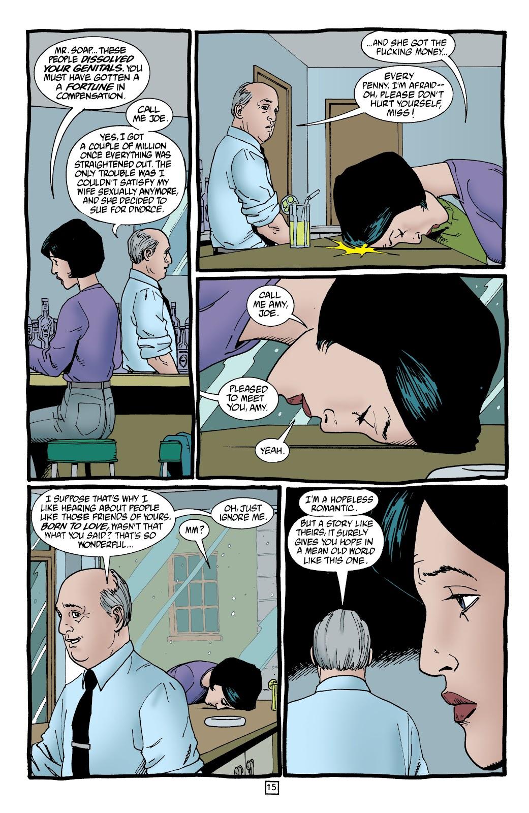 Preacher Issue #54 #63 - English 16