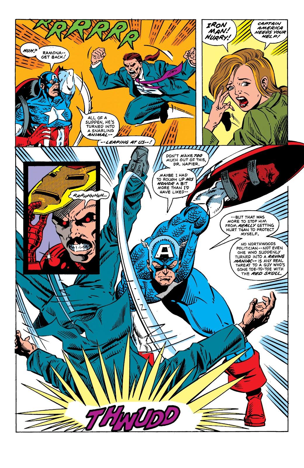 Captain America (1968) _Annual 9 #9 - English 12