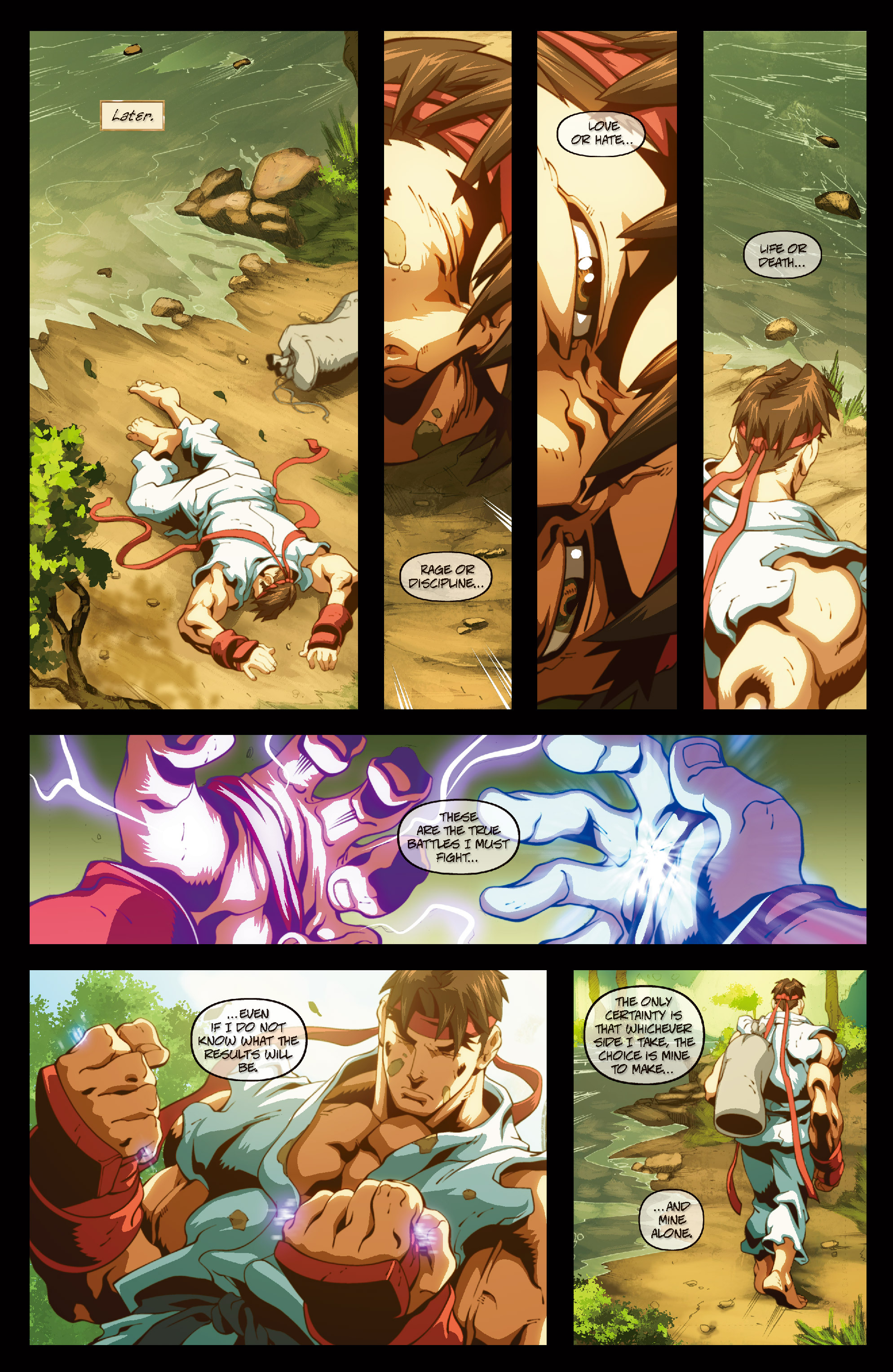 Street Fighter II chap 6 pic 24
