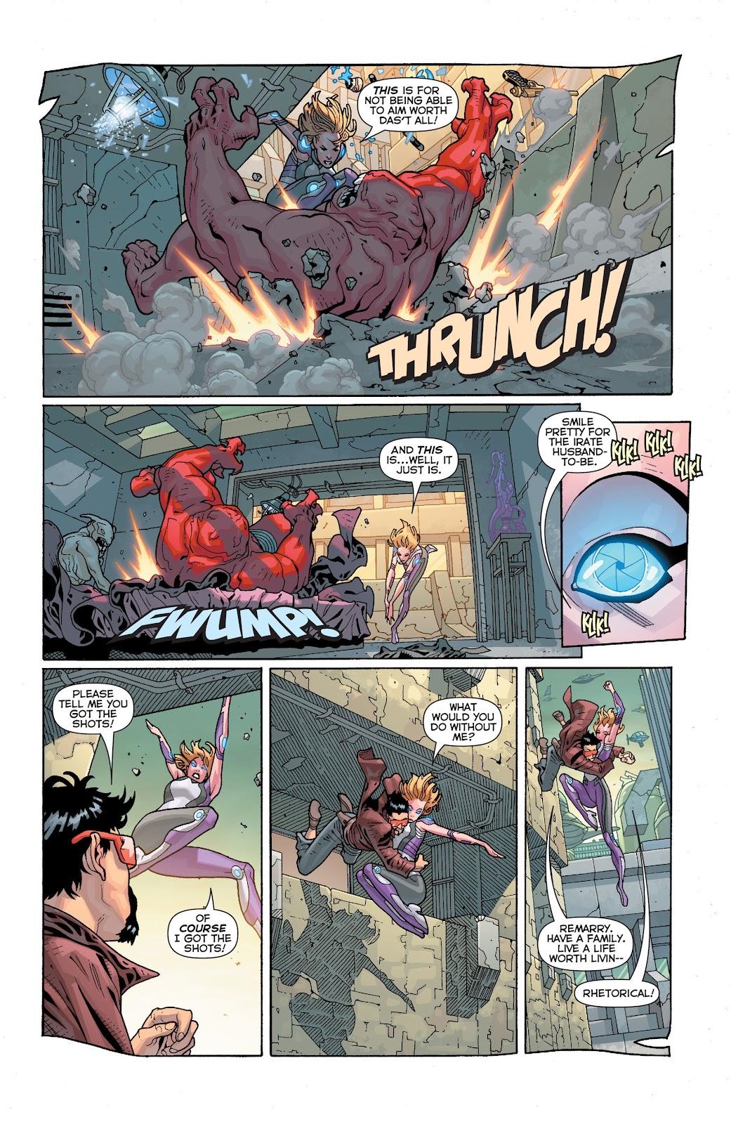 Threshold (2013) Issue #6 #6 - English 25