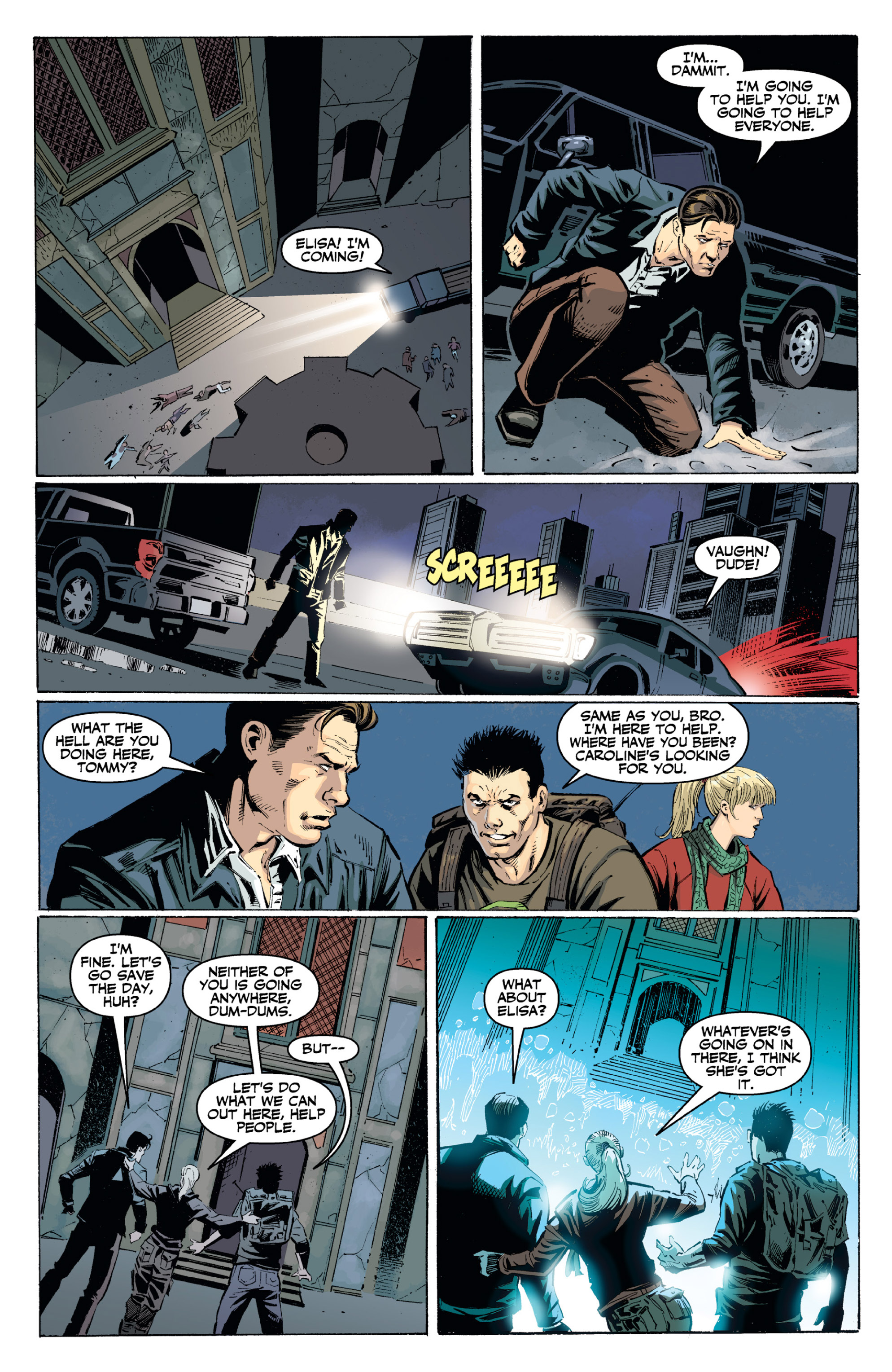 Read online Ghost (2013) comic -  Issue # TPB 2 - 91