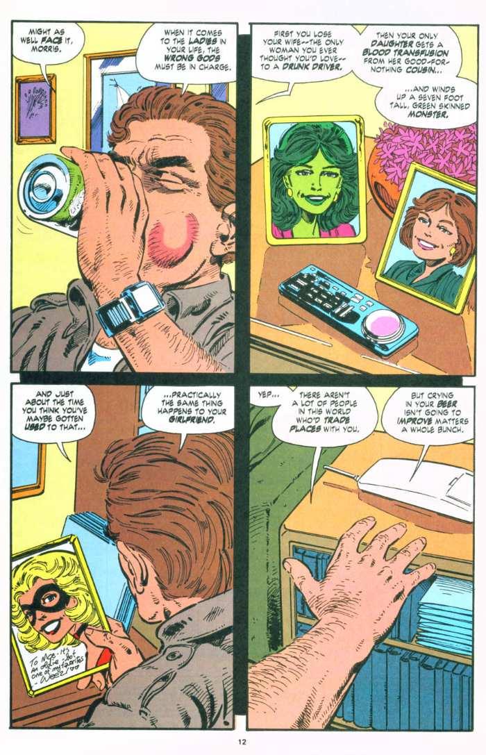 The Sensational She-Hulk Issue #49 #49 - English 11