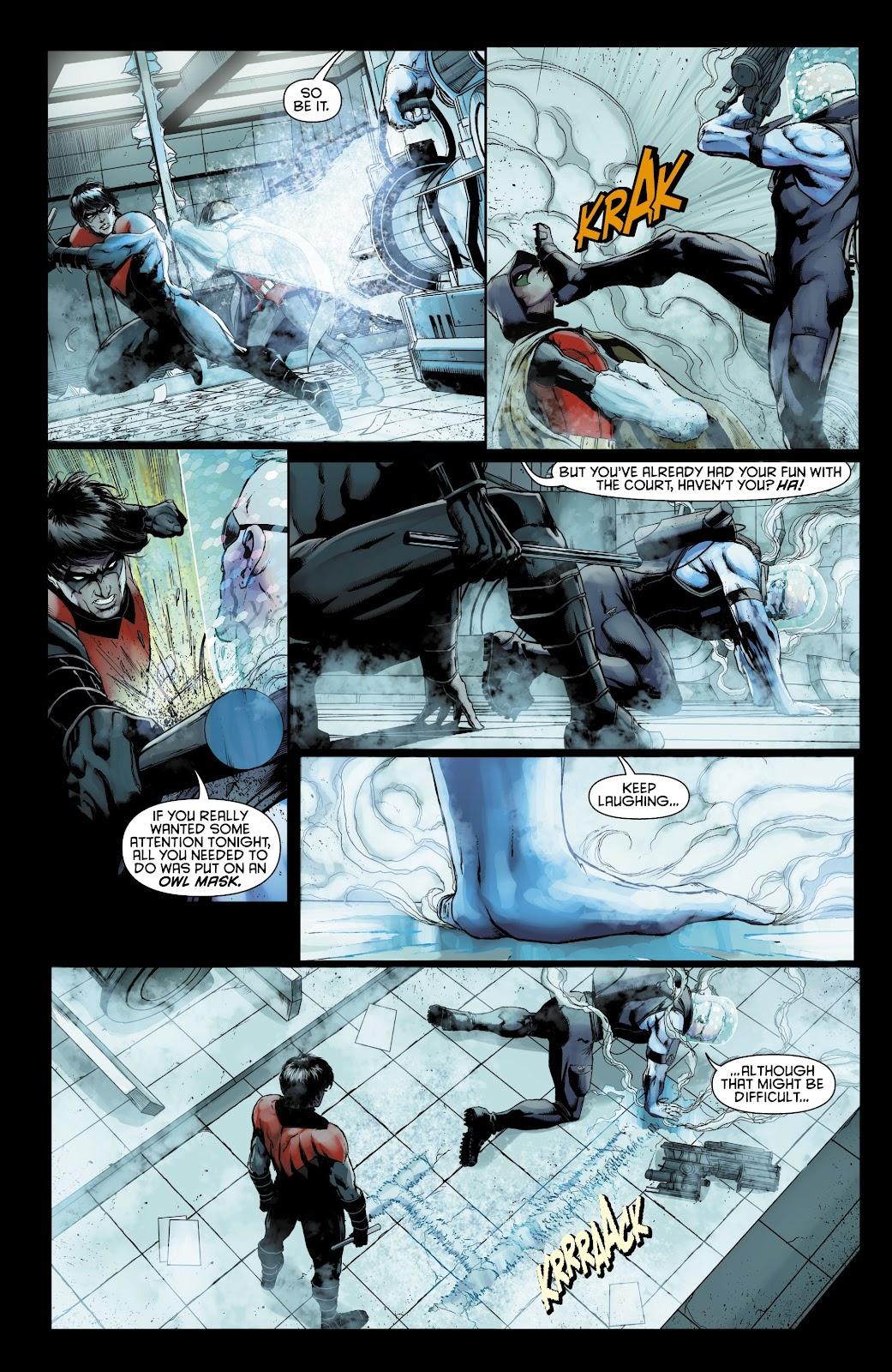 Batman (2011) Annual 1 #11 - English 22