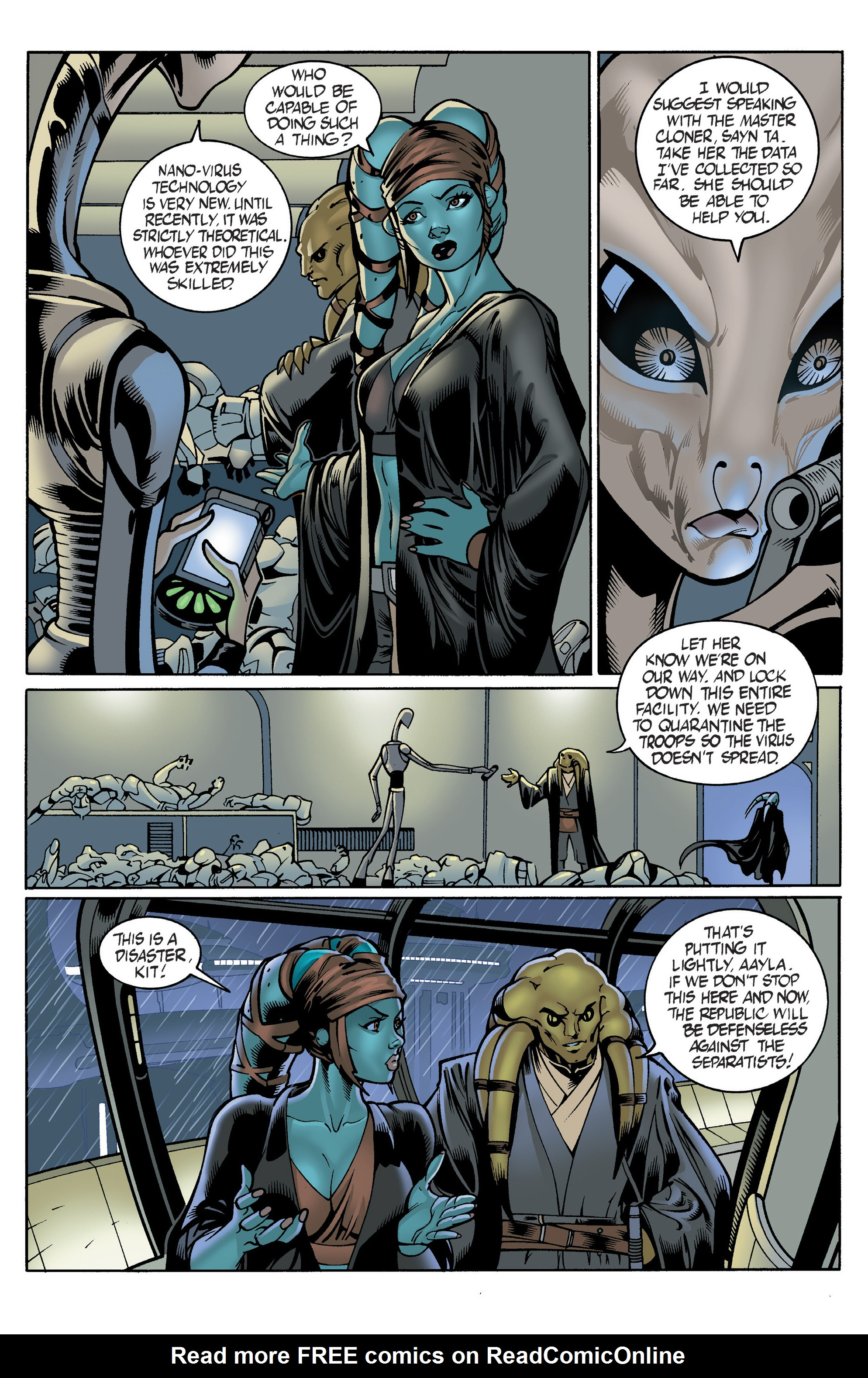 Star Wars Legends Epic Collection: The Clone Wars chap 1 pic 32