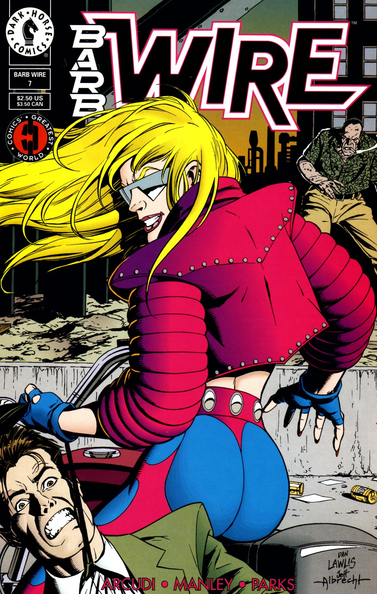 Barb Wire (1994) 7 Page 1