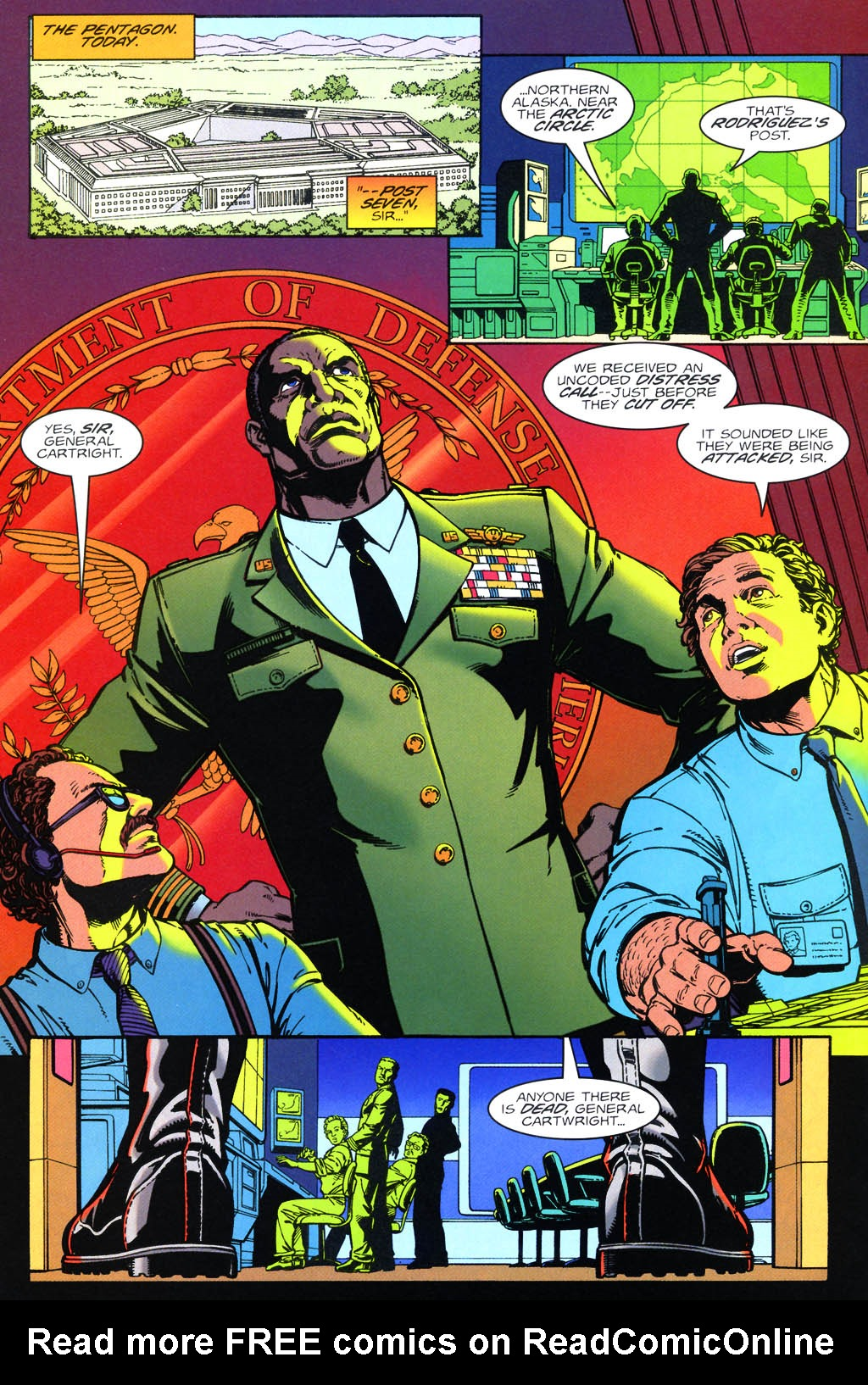 Read online Bloodshot (1993) comic -  Issue #50 - 4