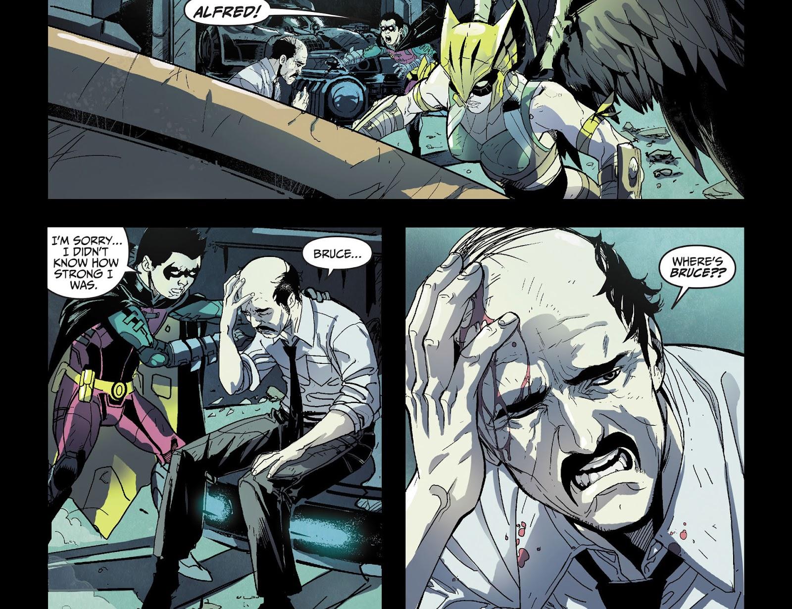 Injustice: Gods Among Us [I] Issue #27 #28 - English 18