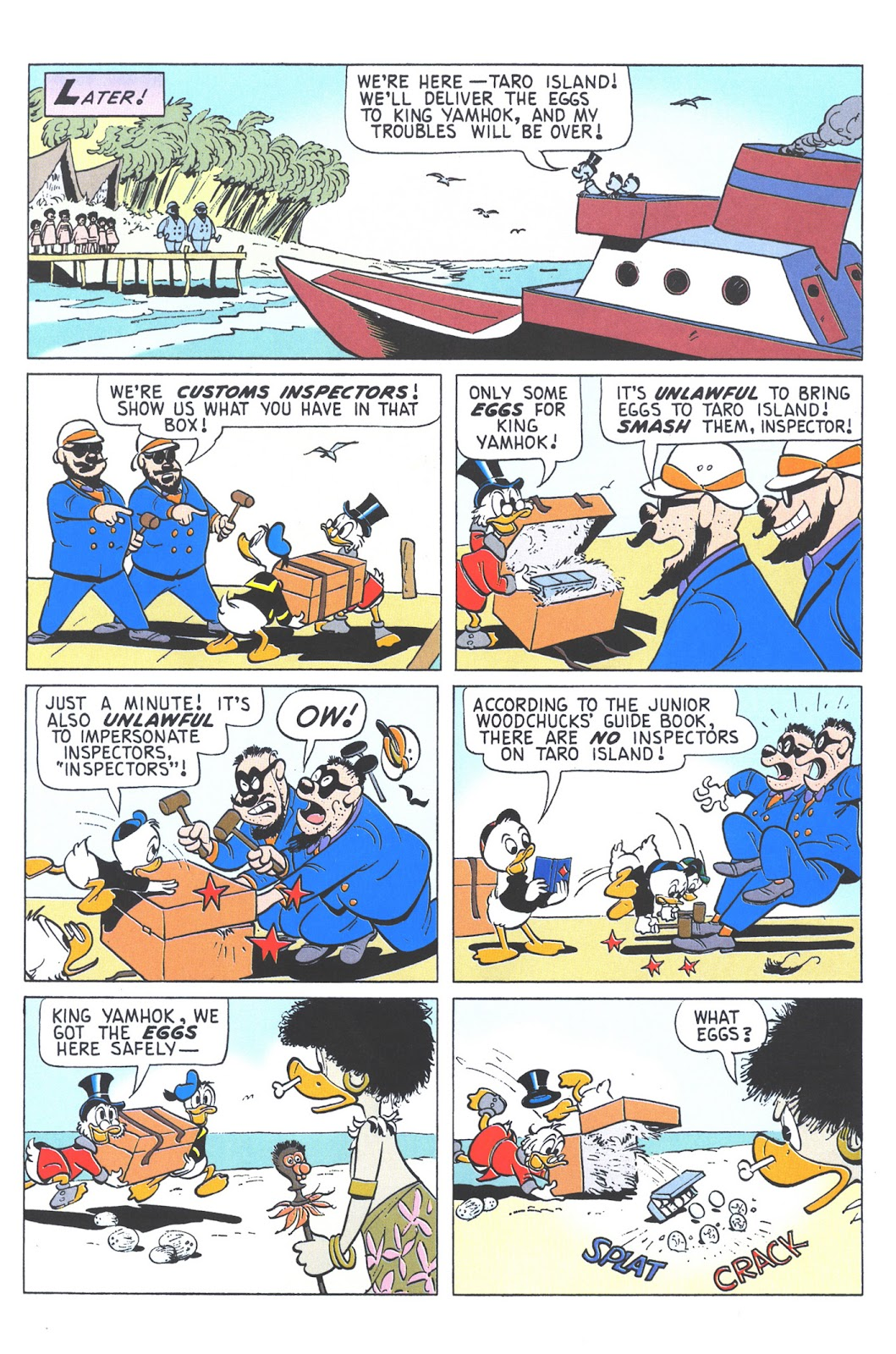 Uncle Scrooge (1953) Issue #376 #376 - English 61