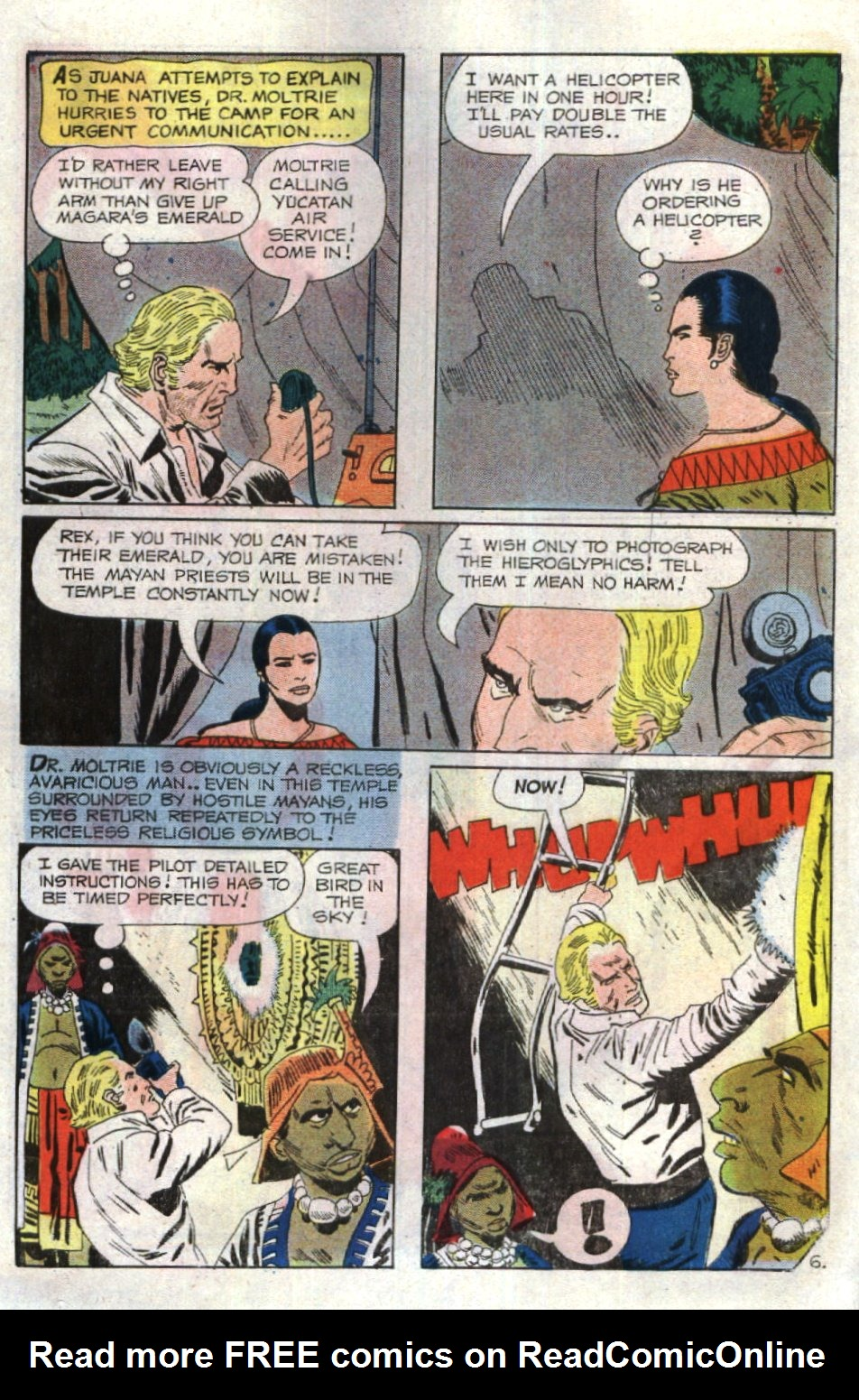 Read online Scary Tales comic -  Issue #23 - 19