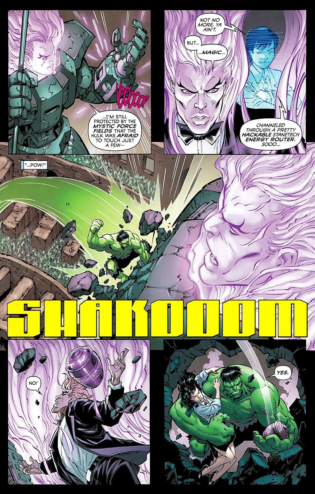 Incredible Hulks (2010) Issue #629 #19 - English 12
