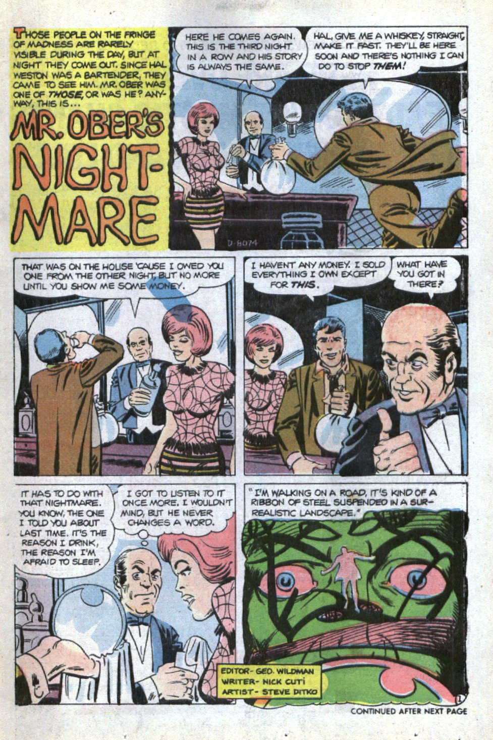 Read online Scary Tales comic -  Issue #21 - 13