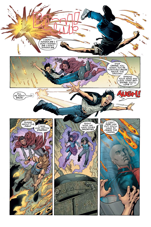 Excalibur (2004) Issue #3 #3 - English 16