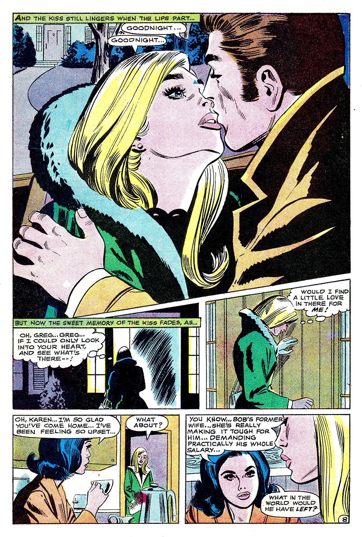 Read online Secret Hearts comic -  Issue #135 - 27
