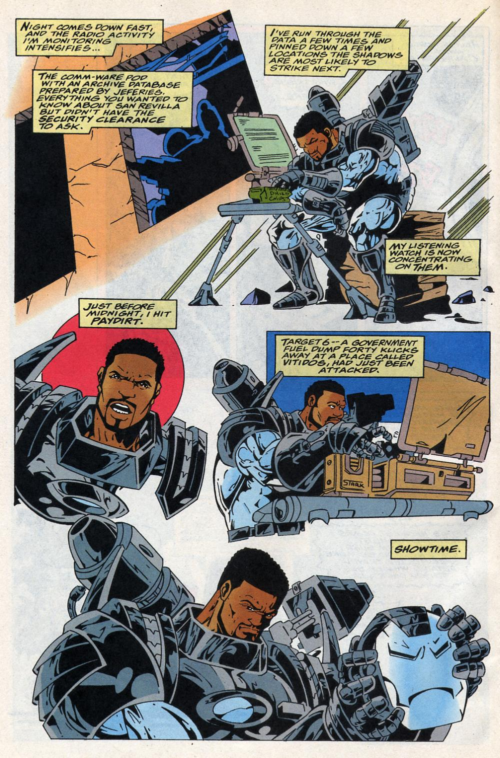Force Works Issue #12 #12 - English 35