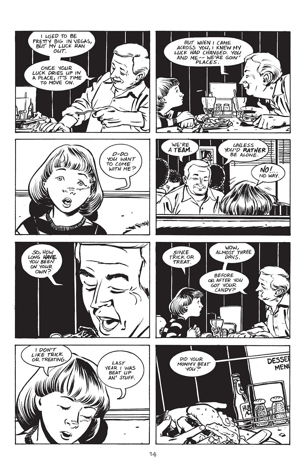 Stray Bullets Issue #4 #4 - English 16