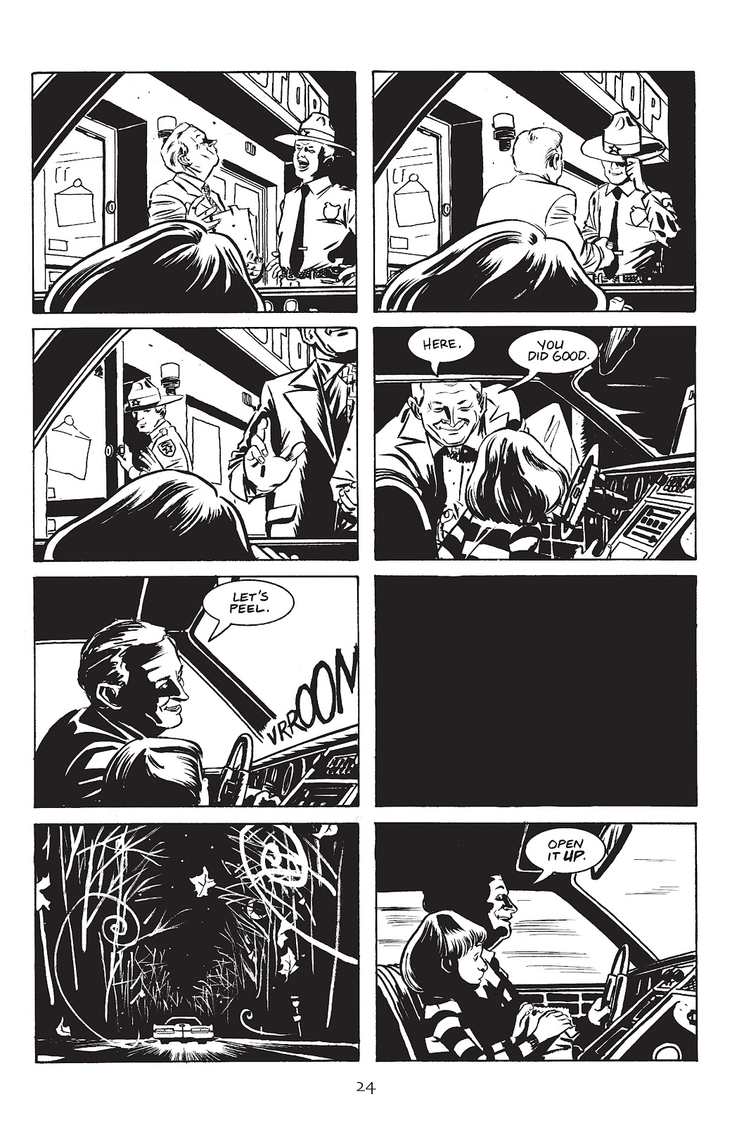 Stray Bullets Issue #4 #4 - English 26