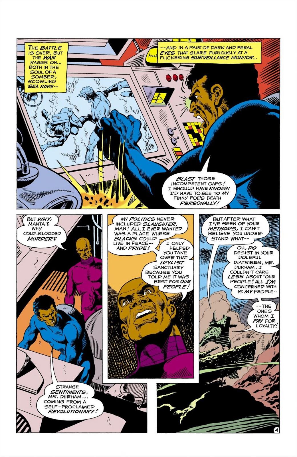 Aquaman (1962) Issue #57 #57 - English 5