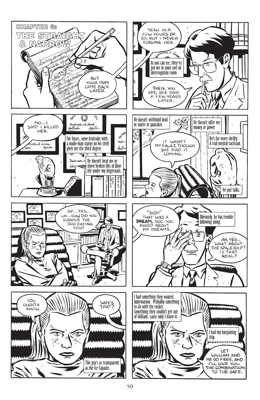 Stray Bullets Issue #26 #26 - English 12