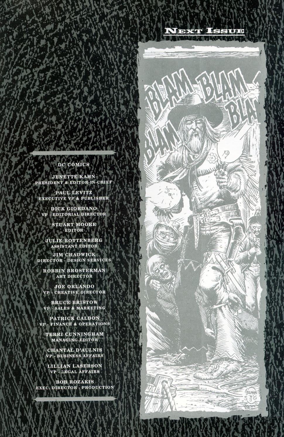 Jonah Hex: Two-Gun Mojo Issue #1 #1 - English 35
