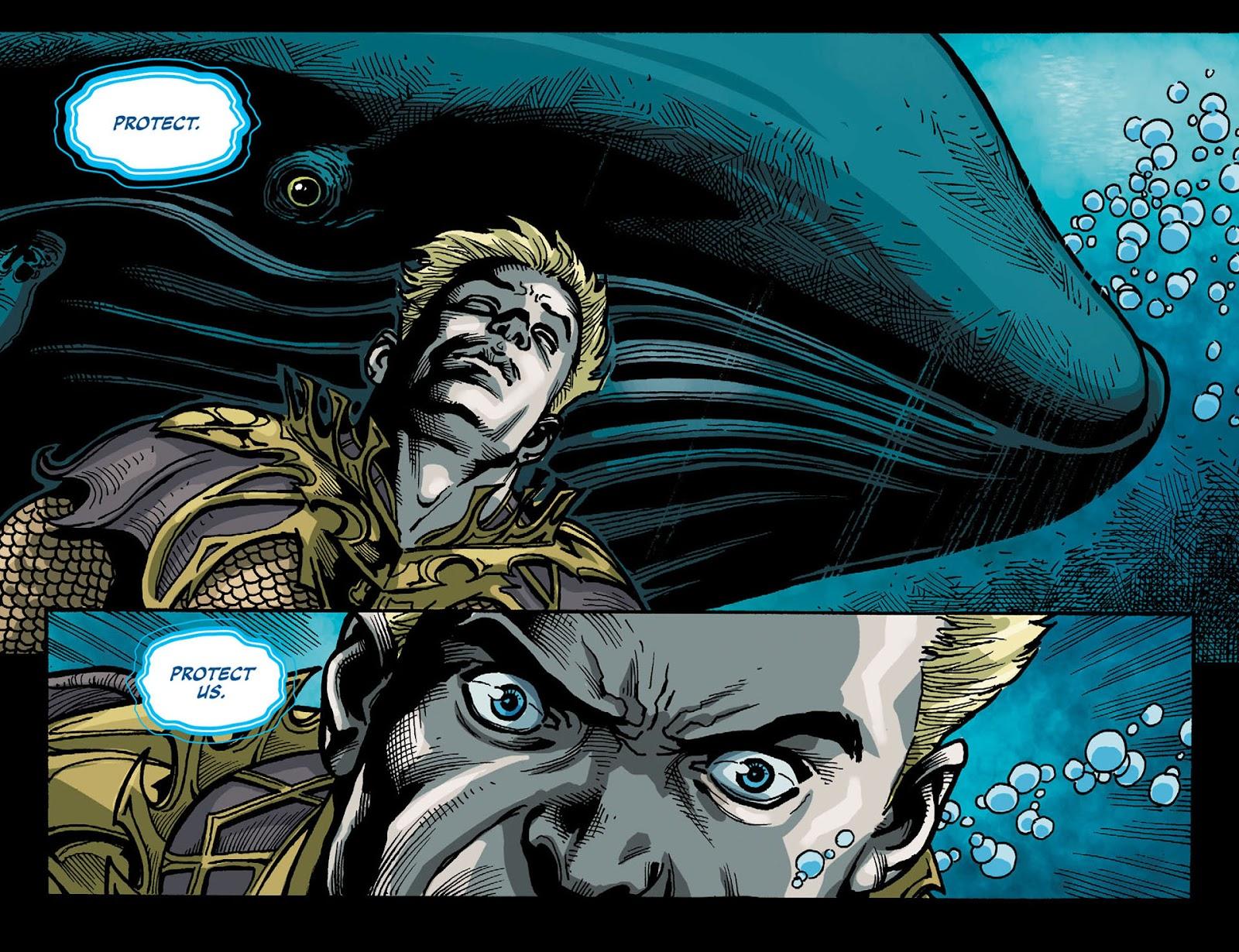 Injustice: Gods Among Us [I] Issue #11 #12 - English 4