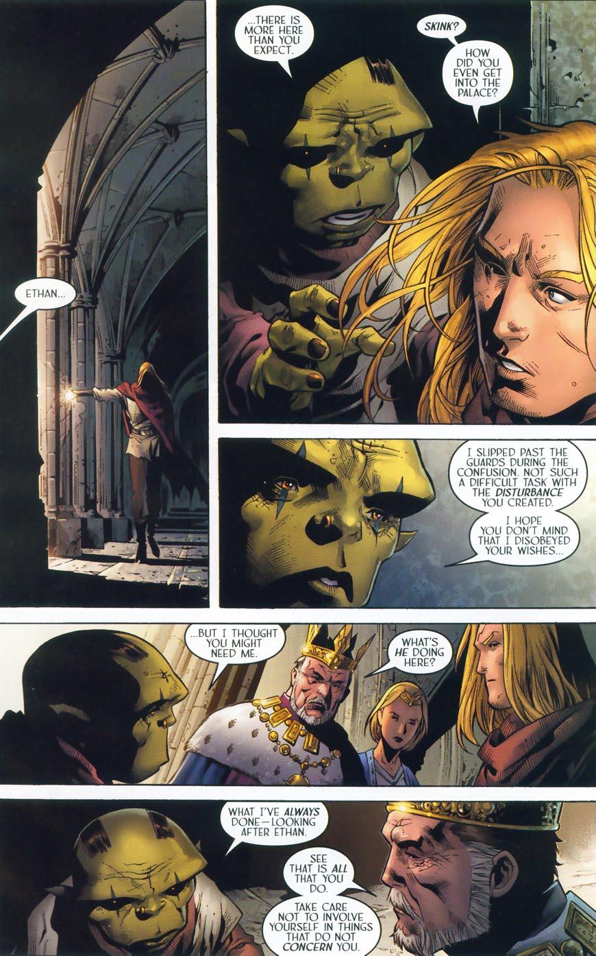 Read online Scion comic -  Issue #36 - 11