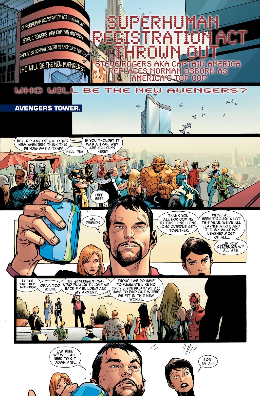 Siege (2010) Issue #4 #4 - English 23