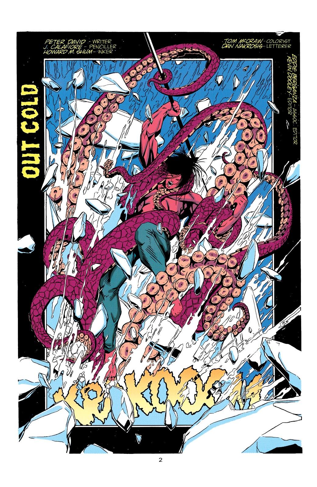 Aquaman (1994) Issue #5 #11 - English 3