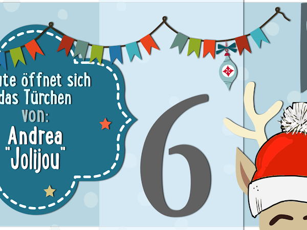 Adventskalender Türchen Nr. 6