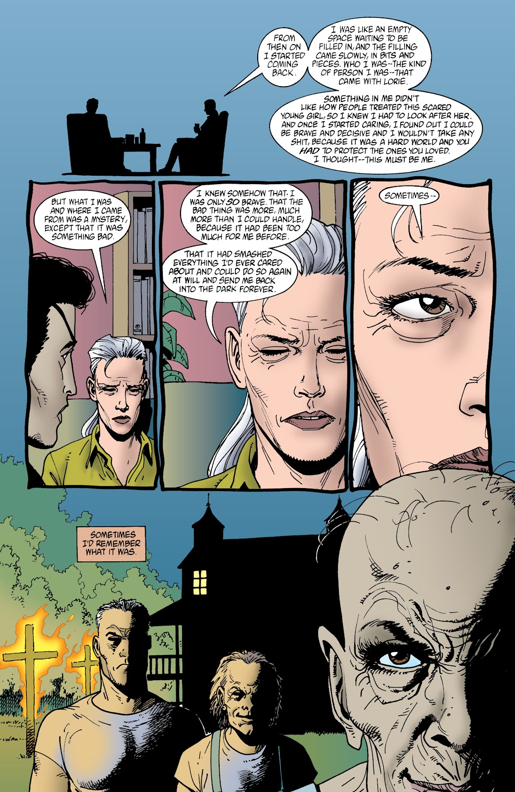 Preacher Issue #43 #52 - English 13