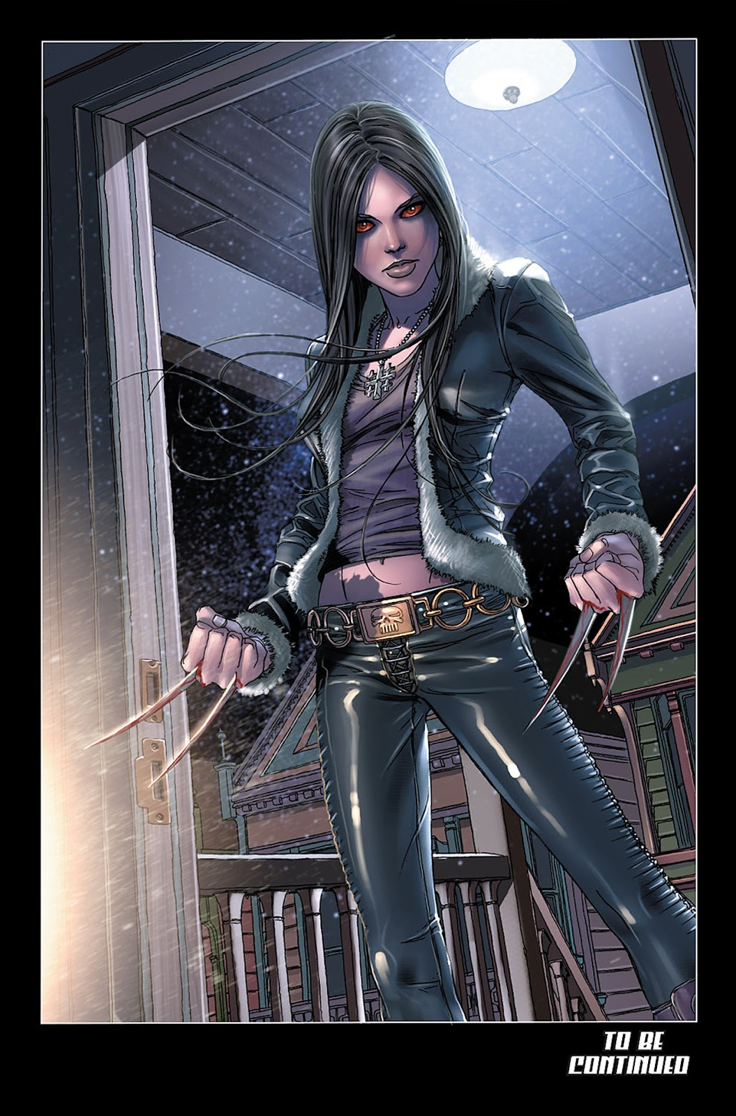 X-23: Target X Issue #3 #3 - English 23