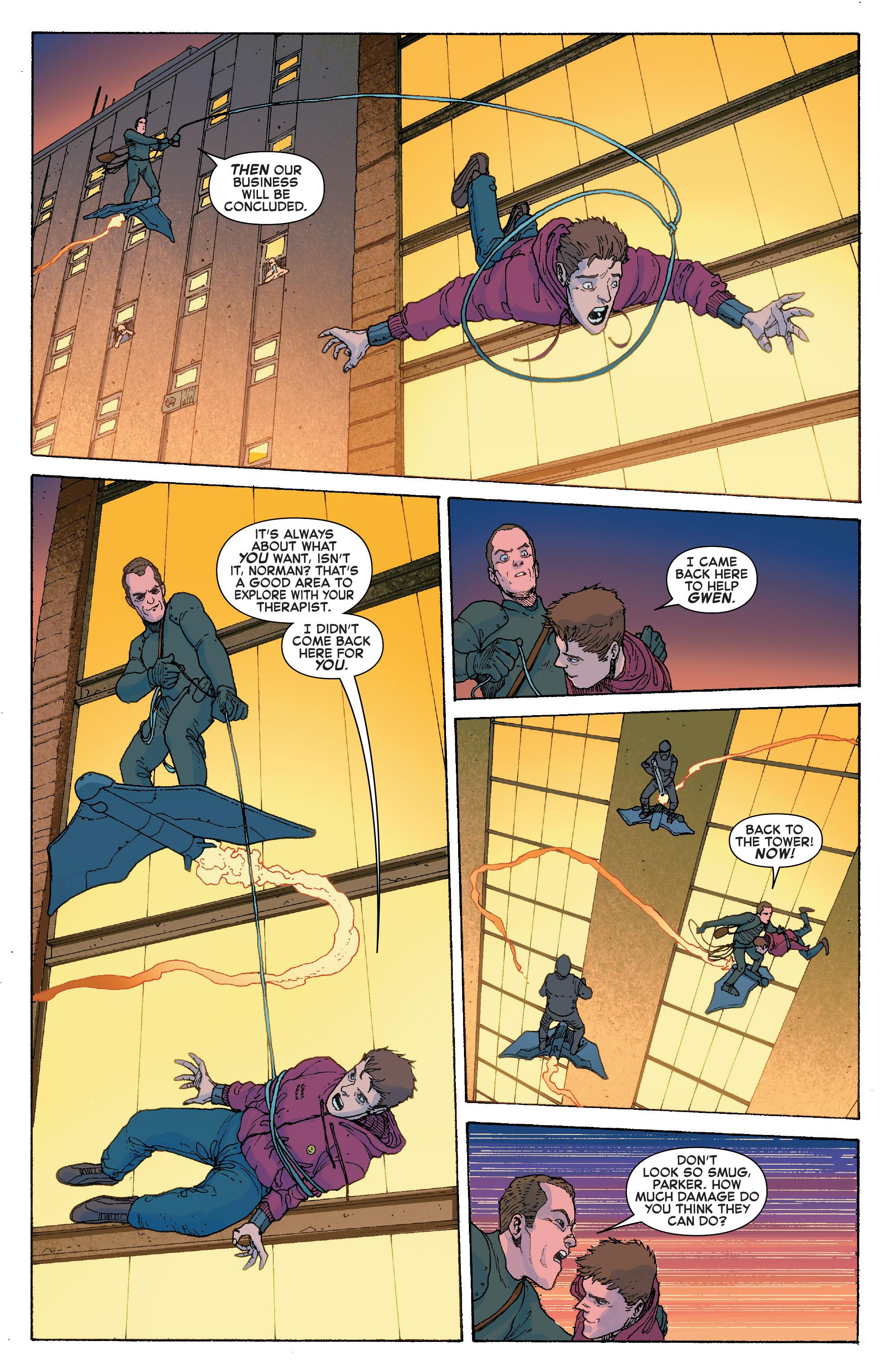 Read online Spider-Verse [II] comic -  Issue #5 - 8