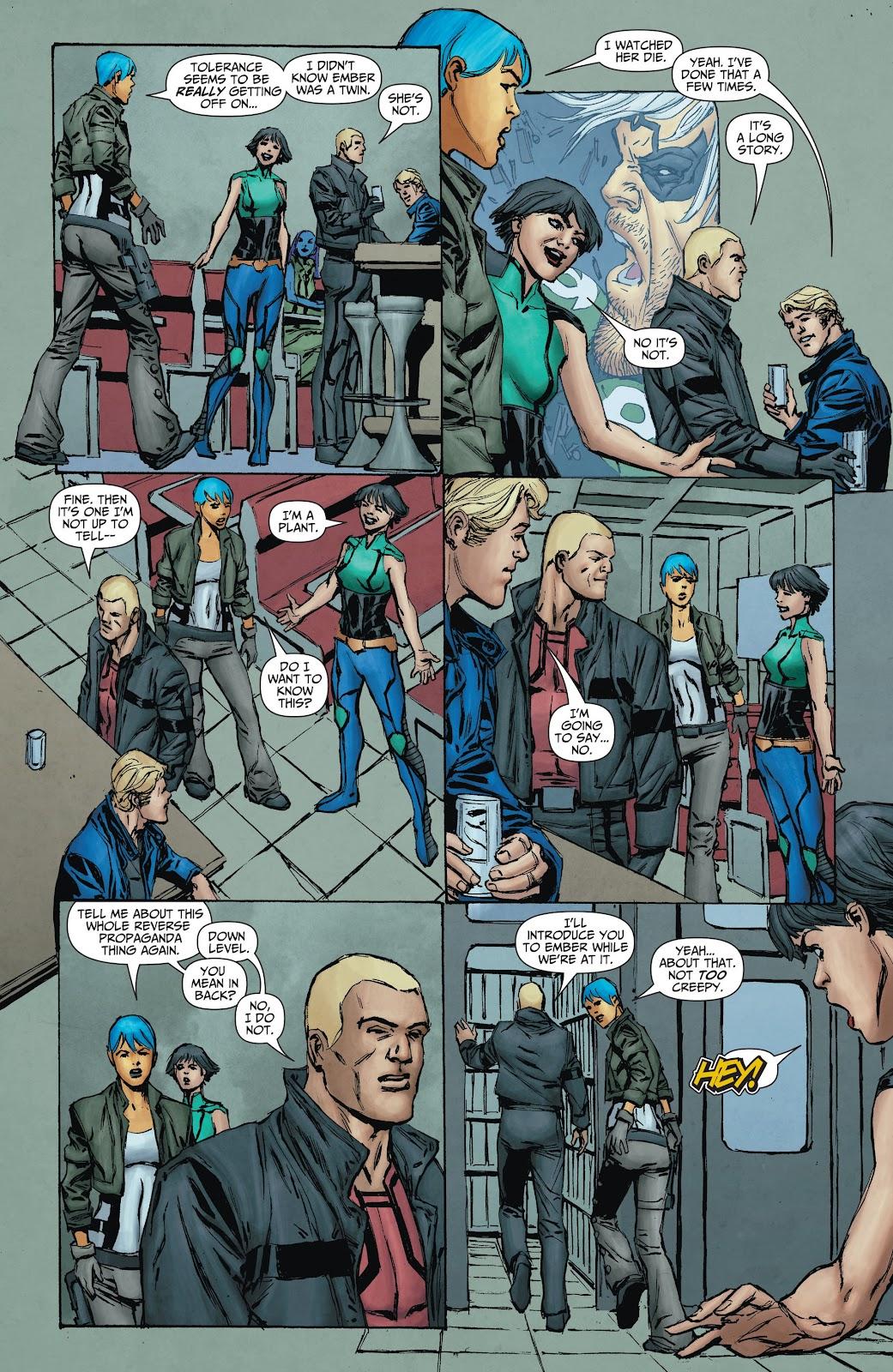 Threshold (2013) Issue #7 #7 - English 10