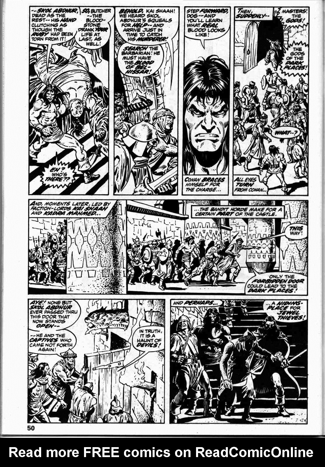 The Savage Sword Of Conan Issue #59 #60 - English 57