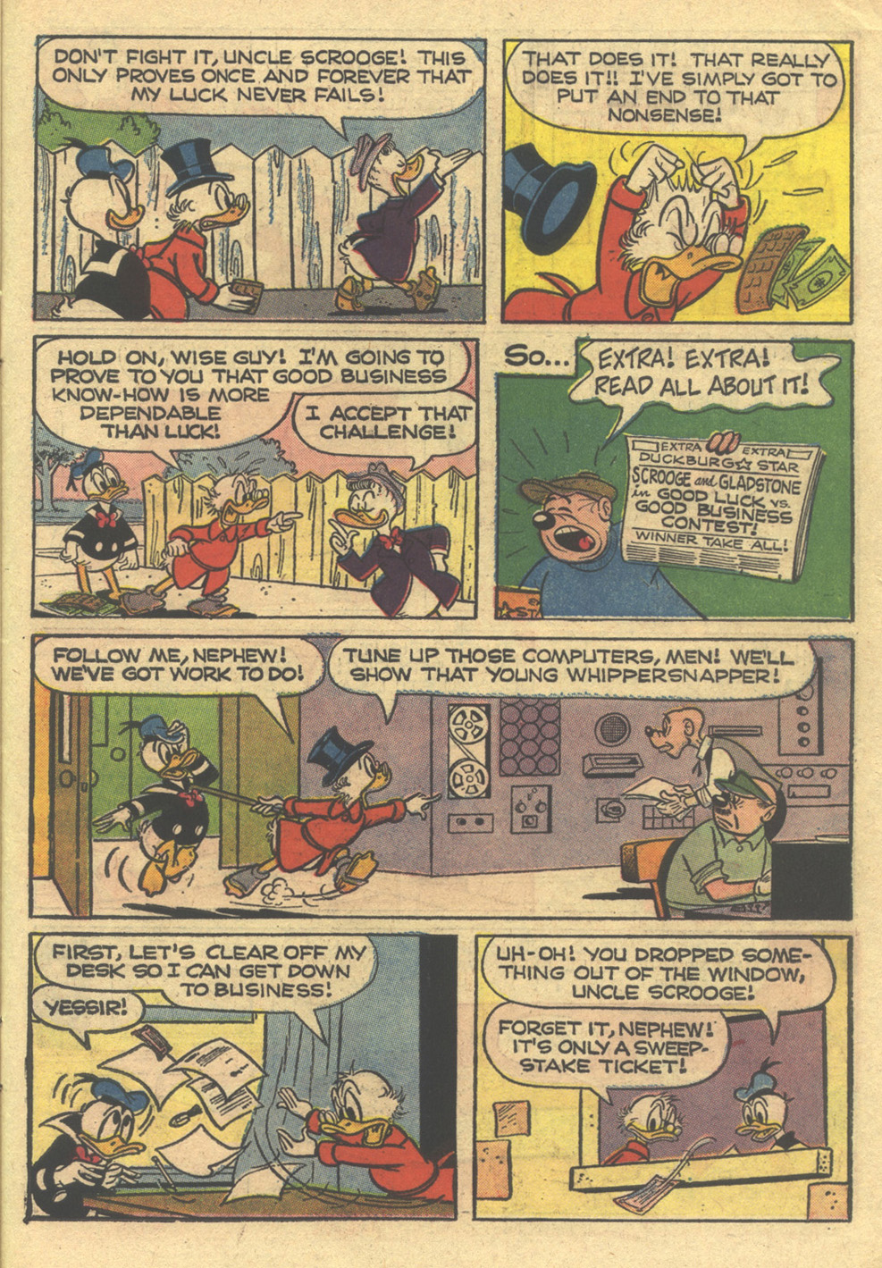 Uncle Scrooge (1953) Issue #76 #76 - English 27
