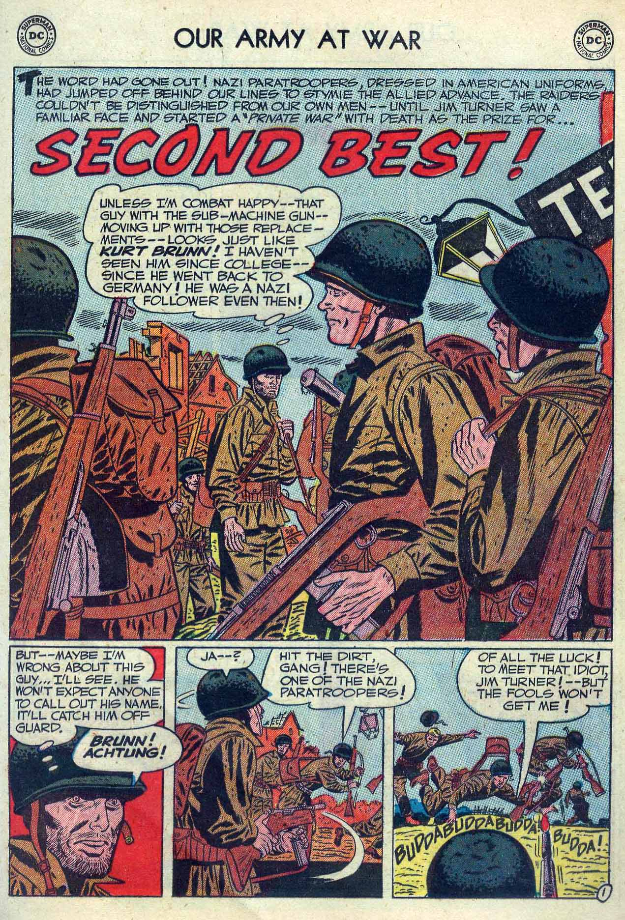 Our Army at War (1952) #2 #300 - English 13