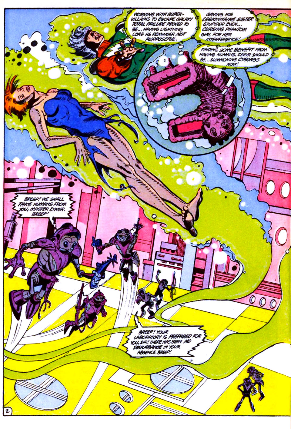 Tales of the Legion Issue #331 #18 - English 3